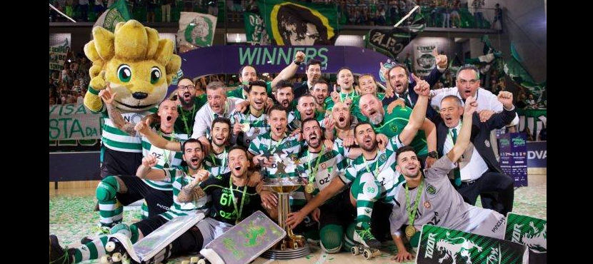 Sporting CP – Campeão Europeu de Clubes 2019