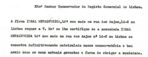 Documentos da História GM